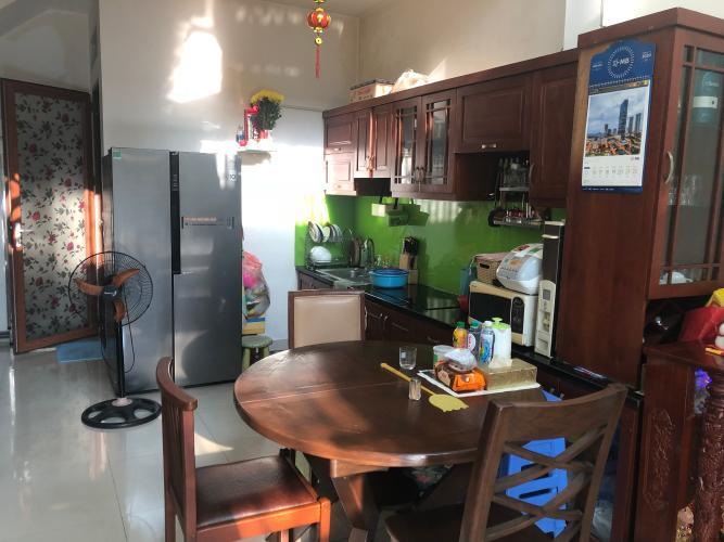 Nhà bếp nhà phố phường Phú Hữu, Quận 9 Nhà phố 1 trệt 2 lầu hướng Đông Bắc - diện tích đất 54.6m2