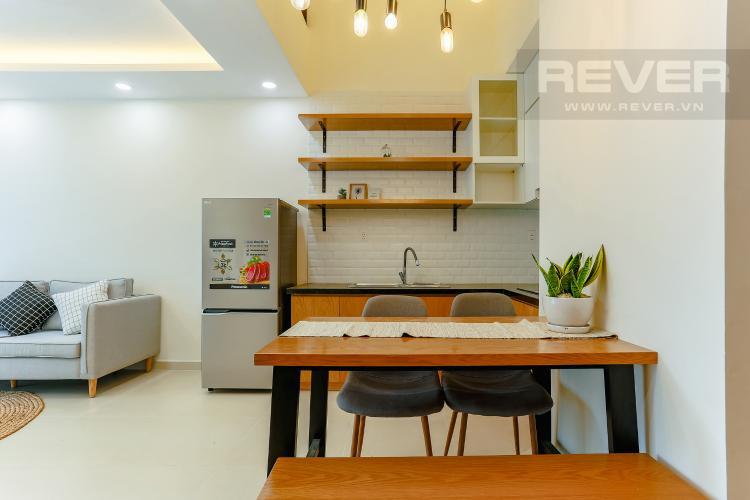 Phòng Ăn Và Bếp Căn hộ M-One Nam Sài Gòn 2 phòng ngủ tầng thấp T2 hướng Bắc