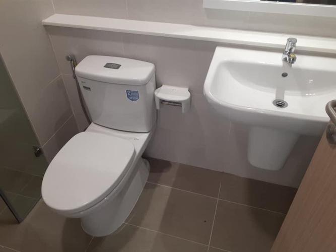 Toilet căn hộ SAFIRA KHANG ĐIỀN Bán căn hộ Safira Khang Điền 3PN, tầng 14, nội thất cơ bản