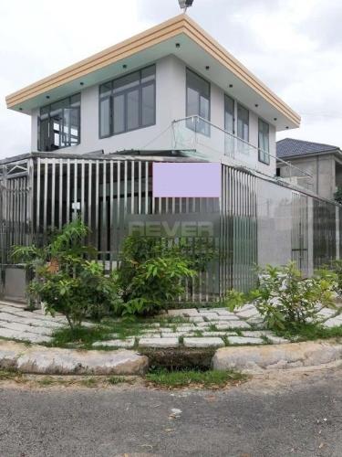 Nhà phố KDC Đông Dương đường Bưng Ông Thoàn quận 9 Nhà phố 2 mặt tiền đường lớn, rộng 230m2 hướng Tây Bắc.