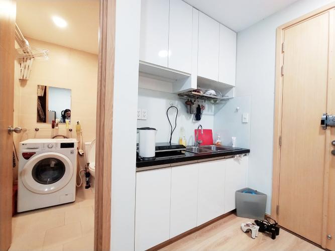 Phòng bếp Kingston Residence, Phú Nhuận Căn hộ Officetel Kingston Residence ban công view Đông Nam.