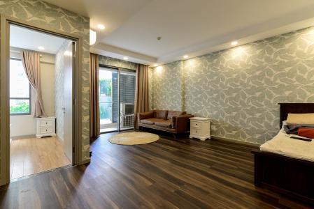 Cho thuê căn hộ Officetel The Gold View 1 phòng ngủ, diện tích 50m2, đầy đủ nội thất