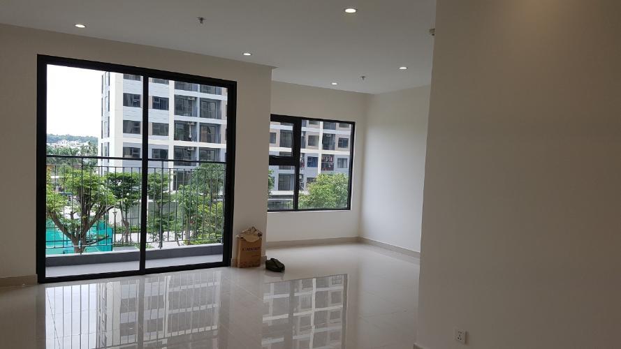 Cho thuê căn hộ tầng trung Vinhomes Grand Park, diện tích sàn 70m2.