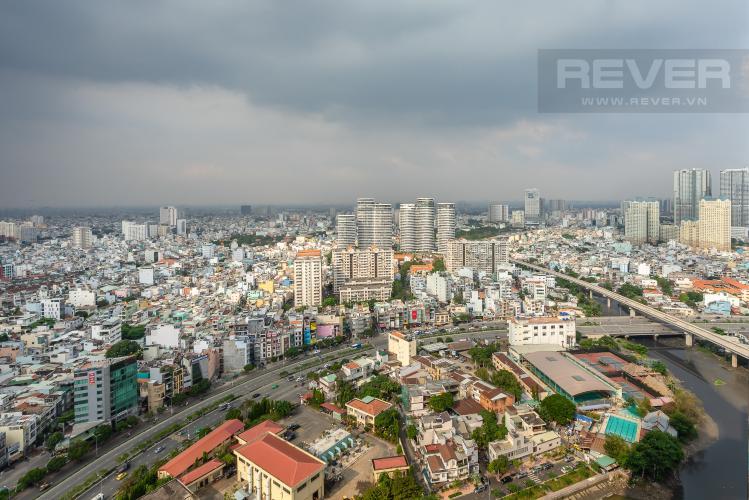 View Bán căn hộ Vinhomes Golden River 1PN, tầng cao, đầy đủ nội thất, view sông thoáng mát