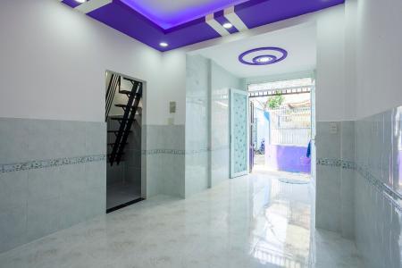 Nhà phố 2 phòng ngủ đường Nguyễn Văn Đậu Quận Bình Thạnh