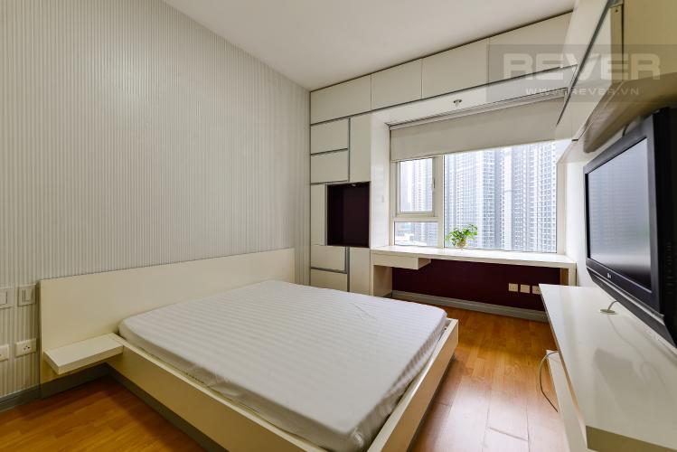 phòng ngủ 2 Căn góc Saigon Pearl 3 phòng ngủ tầng thấp tòa Topaz 1