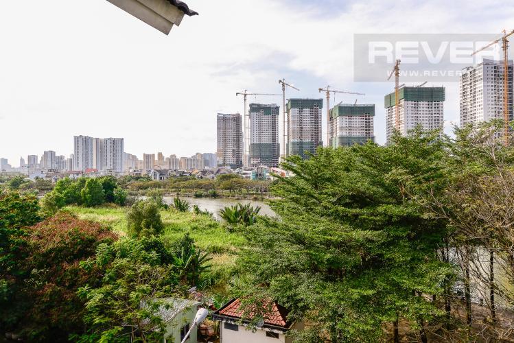 View Nhà phố 10 phòng ngủ đường Lê Hữu Kiều Bình Trưng Tây Quận 2