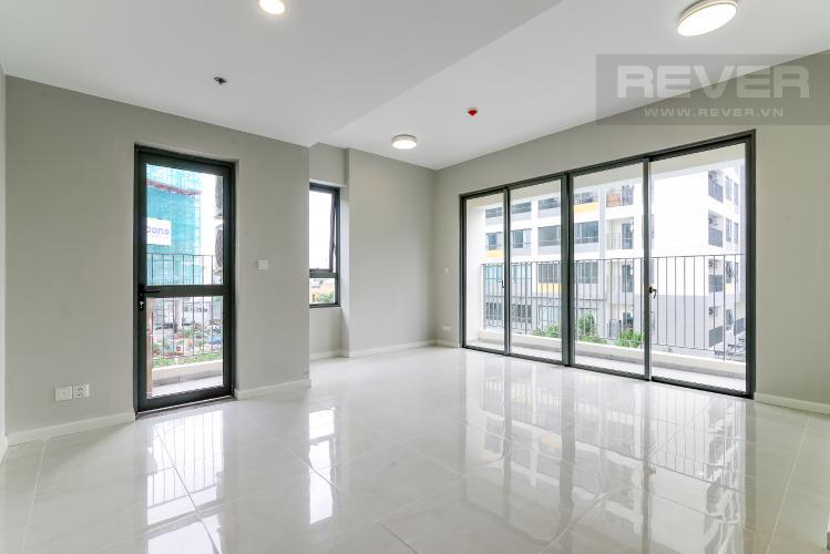 Phòng Khách Bán hoặc cho thuê căn hộ officetel Masteri An Phú, diện tích 51m2, nội thất cơ bản