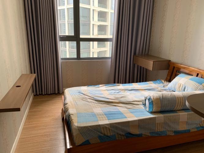 Phòng ngủ căn hộ MASTERI AN PHÚ Cho thuê căn hộ Masteri An Phú 2PN, tầng 15, đầy đủ nội thất