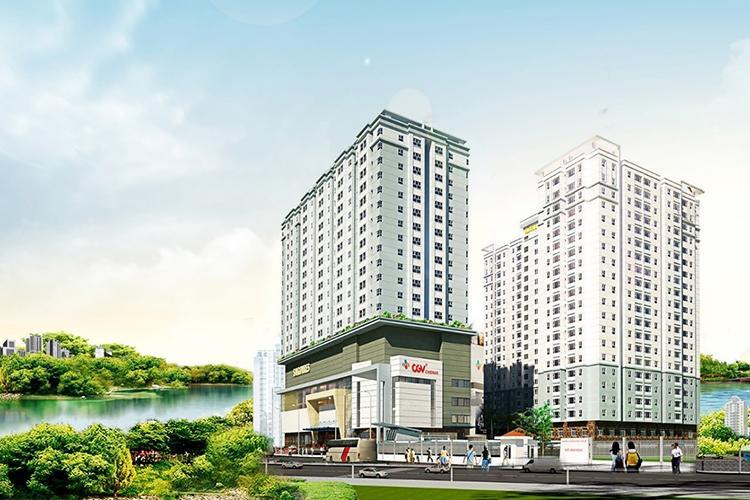 SaigonRes Plaza