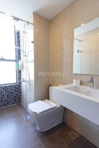 Nhà tắm The Tresor Quận 4 Căn hộ The Tresor tầng cao, đầy đủ nội thất.