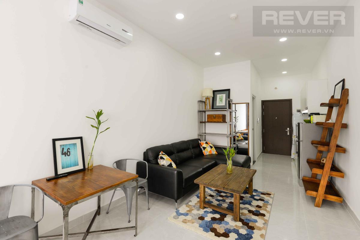 6 Bán hoặc cho thuê officetel The Sun Avenue, block 4, diện tích 50m2, đầy đủ nội thất, view thoáng