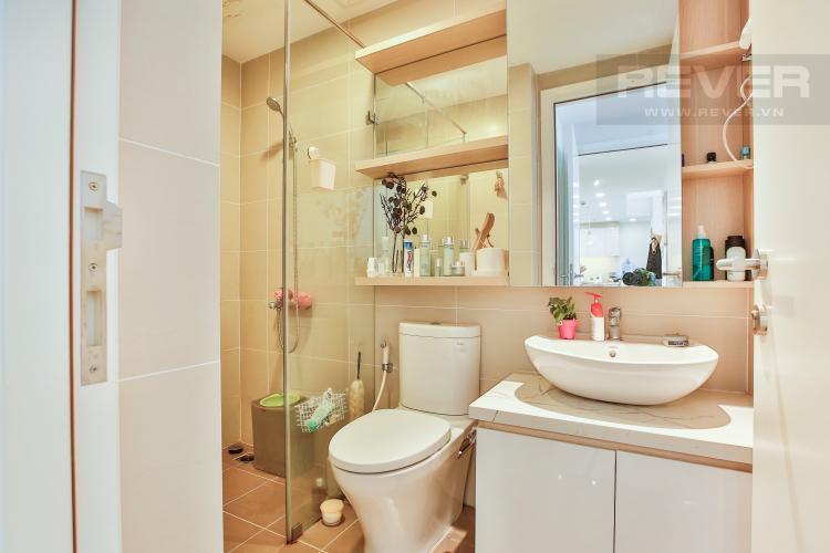 Toilet 2 Căn hộ Masteri Thảo Điền 2 phòng ngủ tầng cao T1 hướng Tây Bắc