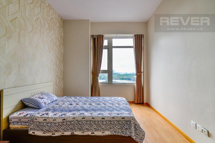 Phòng Ngủ 2 Cho thuê căn hộ Saigon Pearl 3PN đầy đủ nội thất
