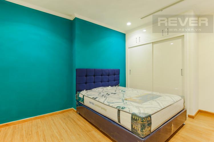 Phòng Ngủ 1 Căn hộ Vinhomes Central Park tầng thấp Landmark 3 thiết kế hiện đại, trẻ trung