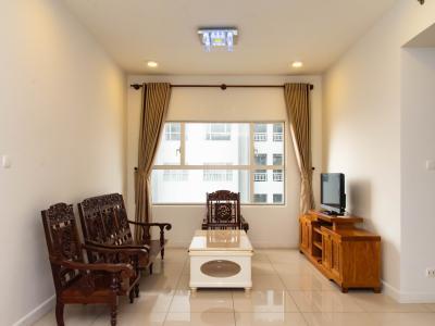 Cho thuê căn hộ Sunrise City 2PN, tháp W2 khu Central Plaza, diện tích 99m2, đầy đủ nội thất
