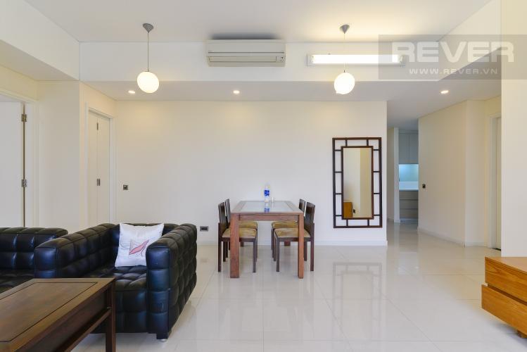 Phòng Ăn Căn hộ The Estella Residence tầng thấp, 2 phòng ngủ, nội thất đầy đủ