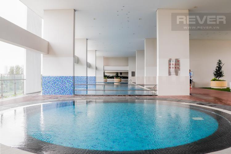 Hồ Bơi Nội Khu Cho thuê căn hộ Scenic Valley 3PN, tầng thấp, block C, đầy đủ nội thất, view sông thoáng đãng
