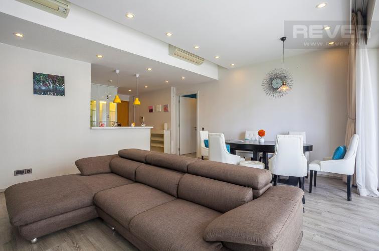 Tổng Quan Căn hộ Estella Residence 3 phòng ngủ tầng cao 4A đầy đủ nội thất