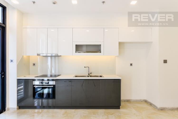 Nhà Bếp Officetel Vinhomes Golden River 2 phòng ngủ tầng thấp A1 hướng Đông