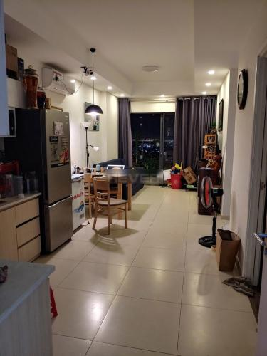 Căn hộ M-One Nam Sài Gòn tầng 17 nội thất cơ bản