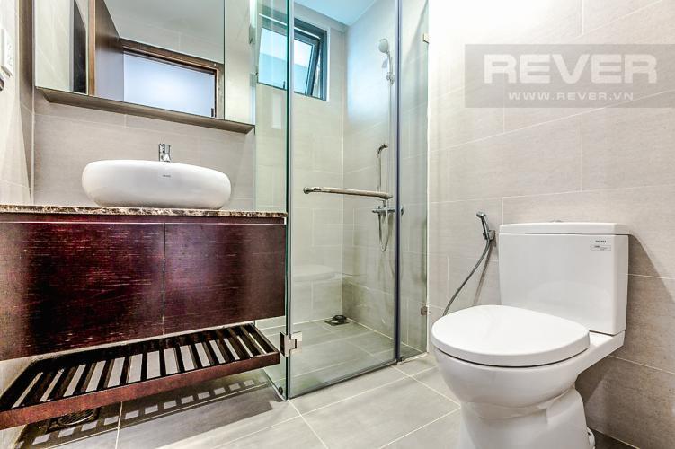 Phòng Tắm Bán căn hộ The Gold View 2PN, tầng trung, tháp A, đầy đủ nội thất