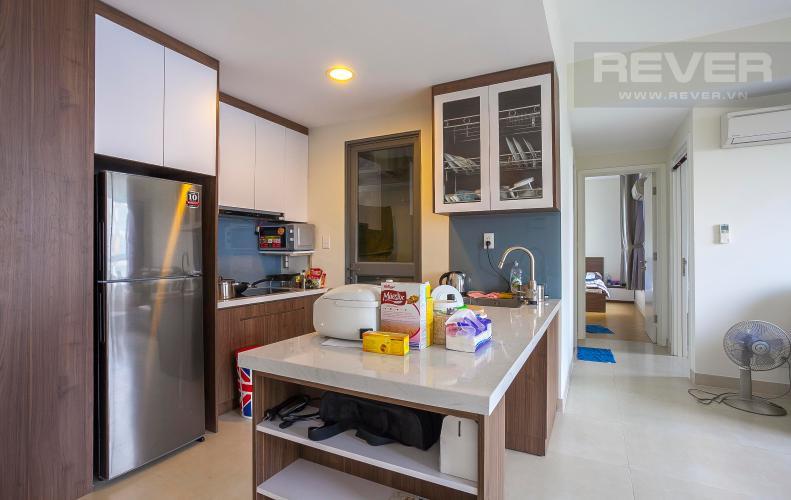 Khu Vực Bếp Căn hộ Masteri Thảo Điền 2 phòng ngủ tầng thấp T1 hướng Đông Nam