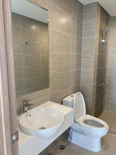 wc căn hộ Vinhomes Grand Park Căn hộ Vinhomes Grand Park 01 phòng ngủ, nội thất cơ bản.