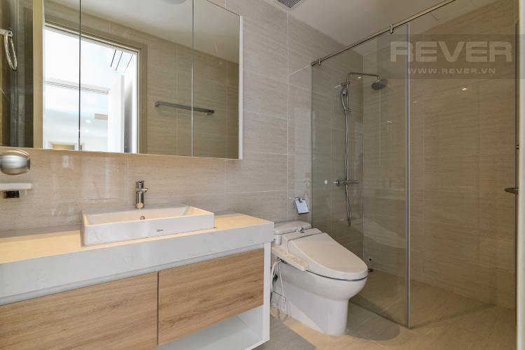Phòng Tắm 1 Cho thuê căn hộ New City Thủ Thiêm 85m2 gồm: 3PN 2WC, hướng Đông Bắc, view nội khu