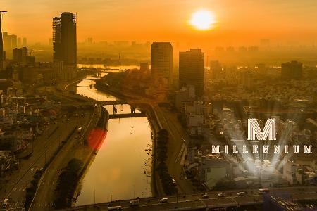 Đánh giá vị trí dự án căn hộ Masteri Millennium Quận 4