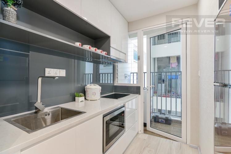 Nhà Bếp Căn hộ Vista Verde 1 phòng ngủ tầng cao T1 đầy đủ nội thất