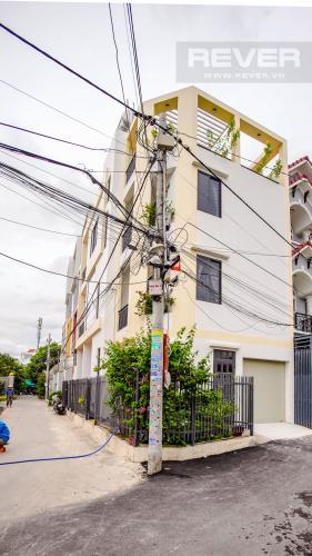 Mặt Tiền Cho thuê nhà phố 3 tầng đường Thạnh Mỹ Lợi, Q2, đầy đủ nội thất, sổ đỏ chính chủ