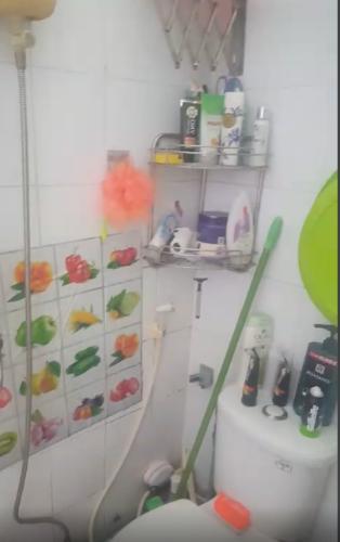 Phòng tắm Chung cư Trần Quốc Toản Chung cư Trần Quốc Toản nội thất cơ bản, sổ hồng chính chủ.