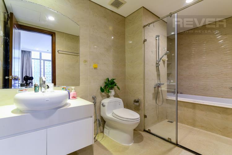 Phòng Tắm 2 Bán căn hộ Vinhomes Central Park 4PN, tháp The Central 2, đầy đủ nội thất, view hồ bơi