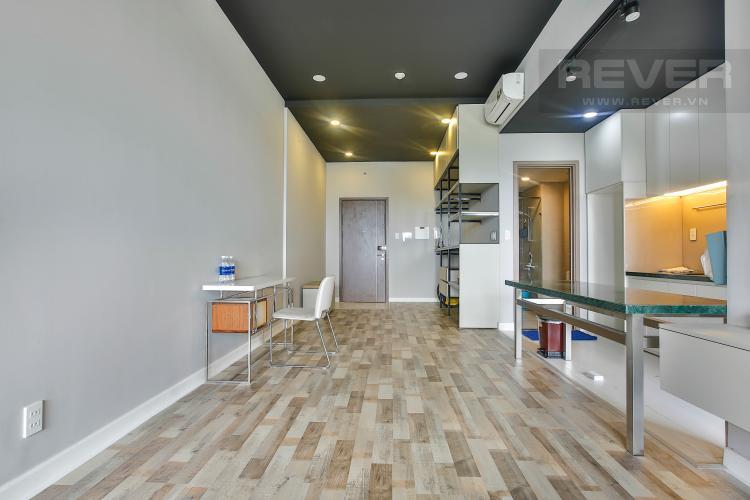 Không gian căn hộ Căn hộ Lexington Residence tầng cao hướng Nam tháp LA