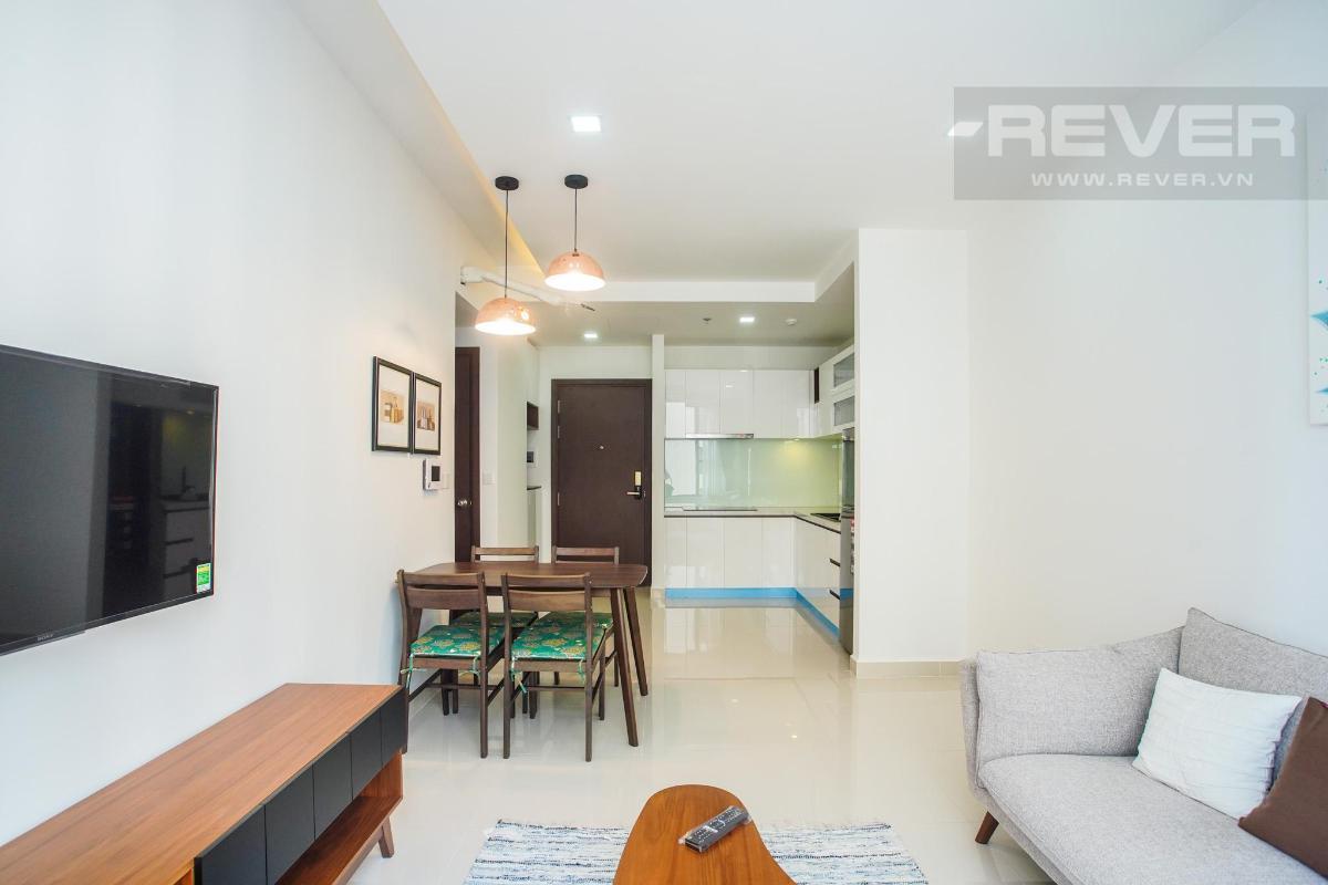 e3081b036352850cdc43 Cho thuê căn hộ The Tresor 2PN, tháp TS1, diện tích 65m2, đầy đủ nội thất, view sông Sài Gòn