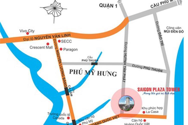 Saigon Plaza Tower - vi-tri-can-ho-Saigon-Plaza-Tower