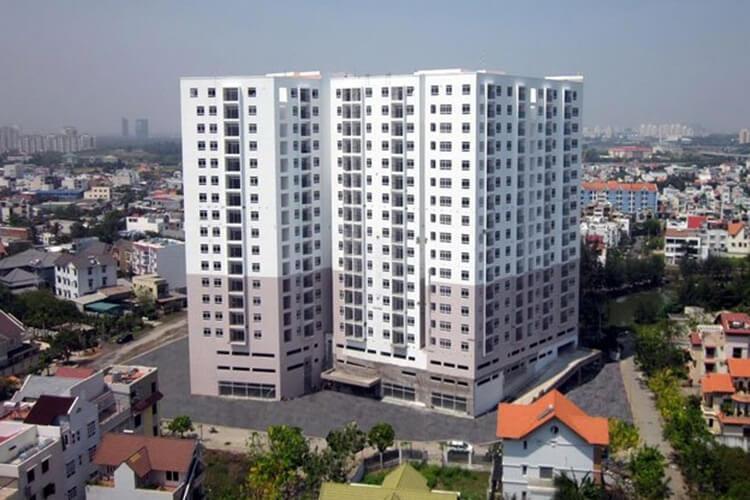 Ngọc Lan Apartment, Quận 7 Căn hộ Ngọc Lan Apartment nội thất đầy đủ, view thành phố sầm uất.
