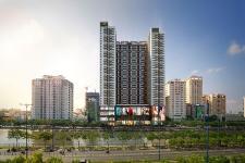 Vị trí dự án căn hộ The Gold View Quận 4 đắc địa ra sao?