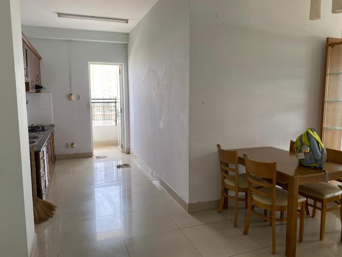 Phòng bếp căn hộ chung cư Sao Mai, Quận 5 Căn hộ chung cư Sao Mai ban công Đông Nam, view thành phố đón gió mát.