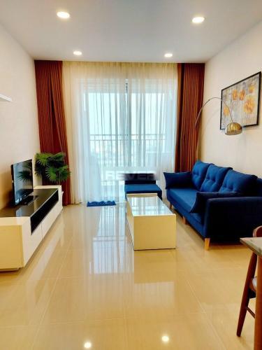 Căn hộ Sunrise CityView nội thất đầy đủ, view thành phố.