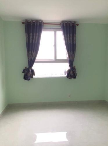 Phòng ngủ  căn hộ Sky 9 Căn hộ Sky 9 nội thất cơ bản, view thành phố thoáng mát.