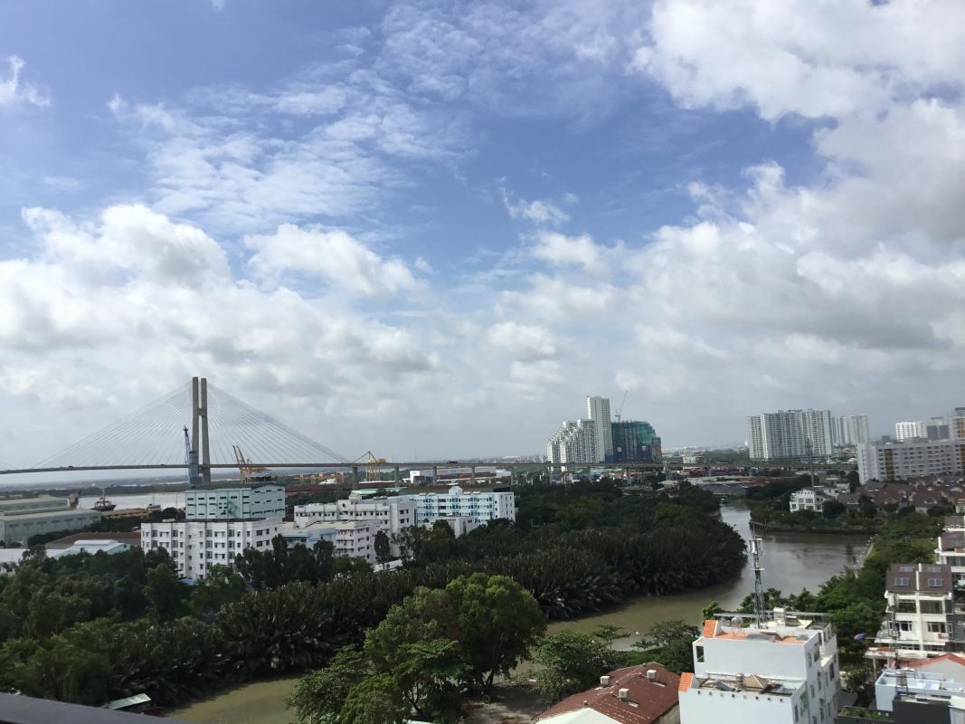 IMG-0252 Bán căn hộ Jamona Heights 2PN, diện tích 76m2, nội thất cơ bản, hướng Nam, view cầu Phú Mỹ