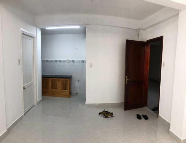 Bán căn hộ Hoà Hưng, phường 12, quận 10, diện tích 59.4m2 - 2 phòng ngủ, không có nội thất.