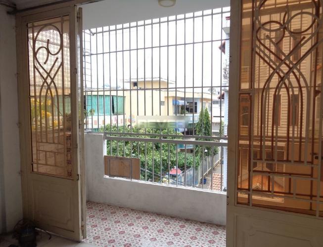 Ban công chung cư Minh Phụng, Quận 6 Căn hộ chung cư Minh Phụng hướng Đông Bắc, nội thất cơ bản.