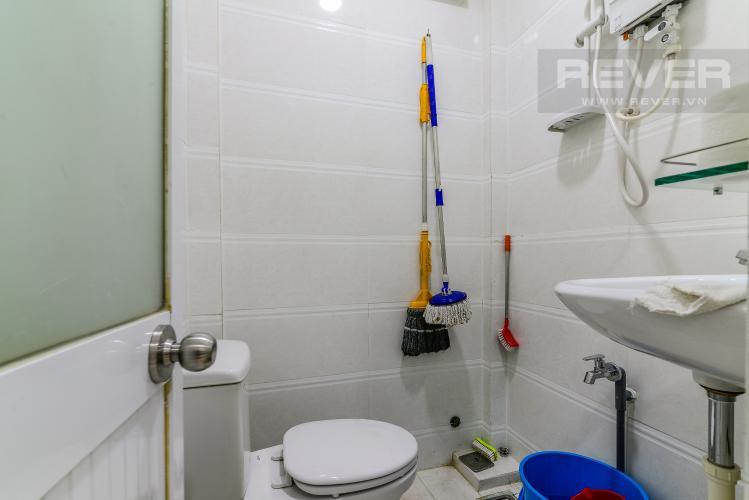 Phòng Tắm Tầng Trệt Nhà phố 4 phòng ngủ đường Võ Văn Kiệt Quận 1