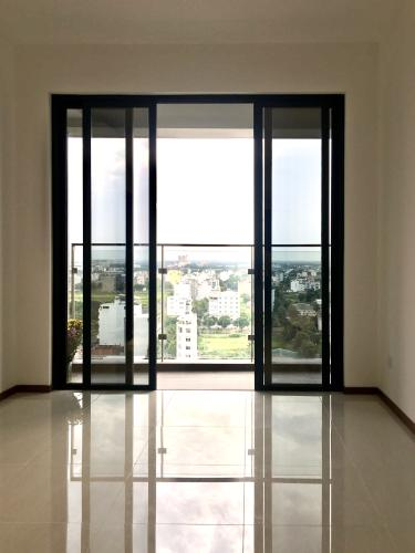 Phòng khách One Verandah Quận 2 Căn hộ One Verandah tầng trung, view thành phố mát mẻ.