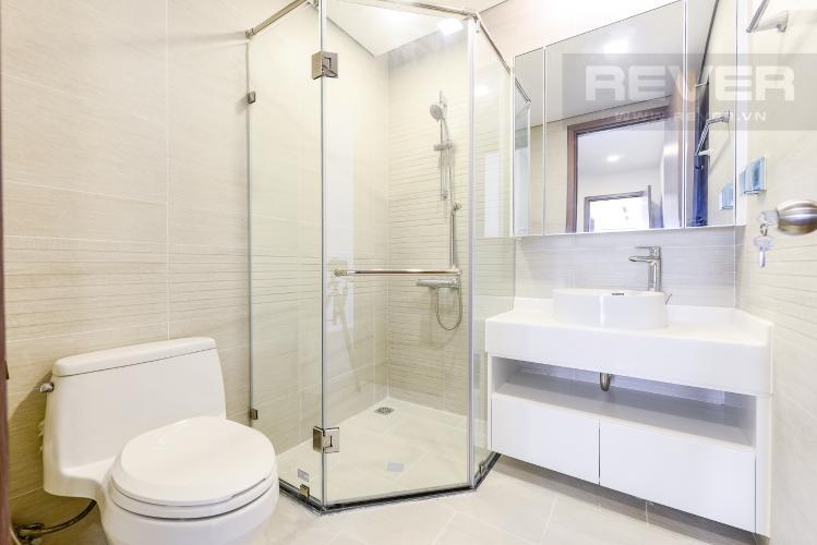 Phòng tắm 3 Căn góc Vinhomes Central Park 4 phòng ngủ tầng cao Park 4