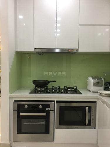 Căn hộ RiverGate Residence, Quận 4 Căn hộ RiverGate Residence view thành phố, nội thất tiện nghi.