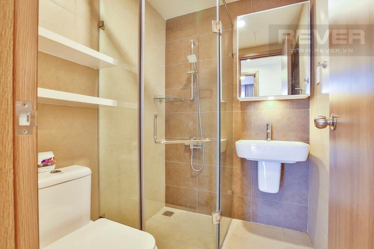 Toilet 1 Căn hộ Lexington Residence 2 phòng ngủ tầng cao LA hướng Tây Nam